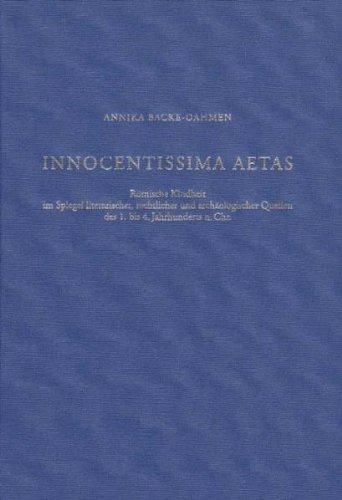 Innocentissima aetas