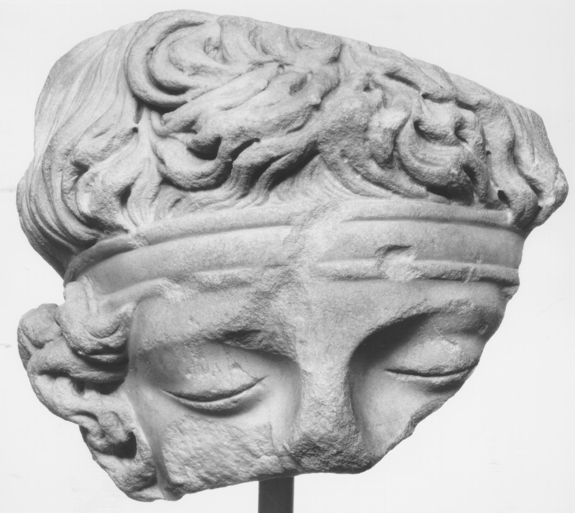 Ifjúfej töredéke, Kr. u. 2. század