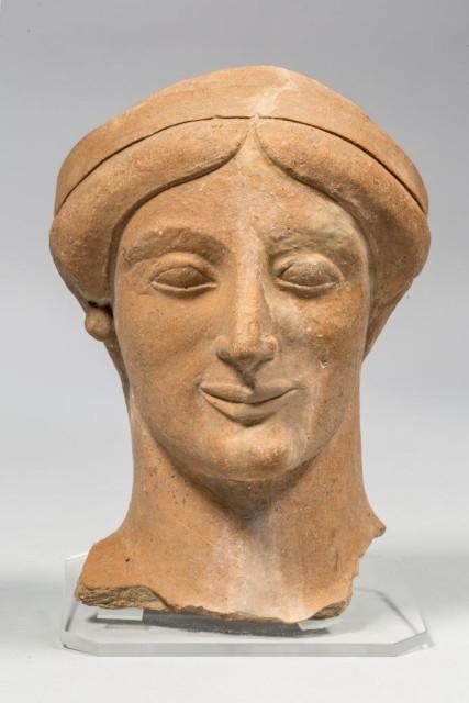 Rosarno, Museo Archeologico, inv. 2903. Fotó: Mátyus László