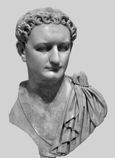 Bust of Domitian. The Toledo Museum of Art. Photo: Courtesy Hans R. Goette